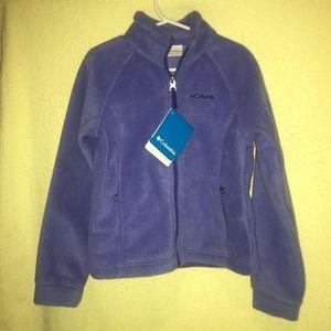 Columbia - Girls Benton Springs Fleece Jacket - XS